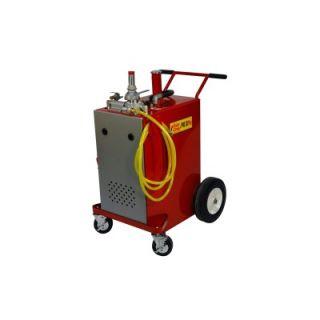John Dow Industries Air Powered 30 Gallon Gas Caddy   All Fuels   FC
