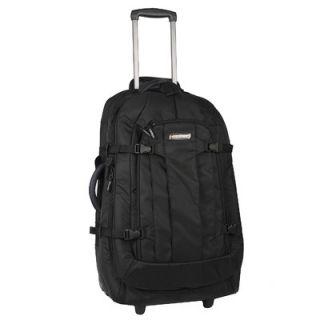 Caribee Blade 85 32 Wheeled Rolling Luggage in Black   506917BK