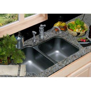 CorStone Optimum Glendale Double Bowl Undermount Kitchen Sink   33