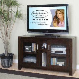 EXP EXP Entertainment 41 Flat Panel Plasma LCD TV Stand   TVS 827 1