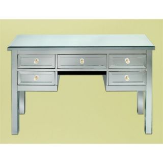 Venetian Gems Santino Venetian Mirror Vanity Table