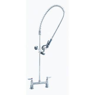 Brass 43 Easy Install Pre Rinse Unit