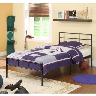 Home Loft Concept Twin Metal Bed Frame   CU51CM /