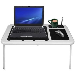 TG Laptop Buddy Portable Workstation Table with Cooling Fan
