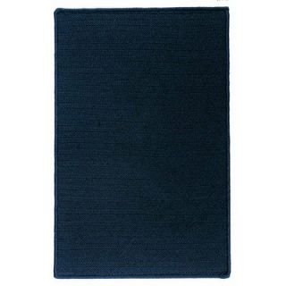 Colonial Mills Simply Home Solids Lapis Blue Rug