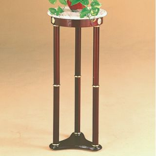 Plant Stands & Telephone Tables with Metal Top