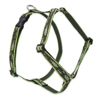 Lupine Brook Trout 1 Adjustable Large Dog Collar   WLF51852/53/54
