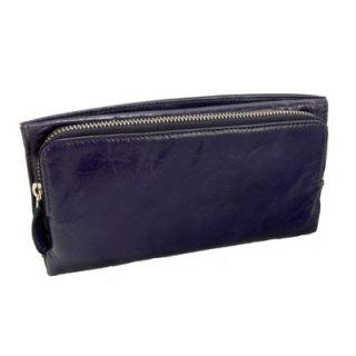 Latico Leathers Mimi Tri Fold Wallet