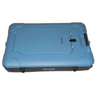Pet Gear Deluxe Steel Dog Crate in Ocean Blue   PG59   X