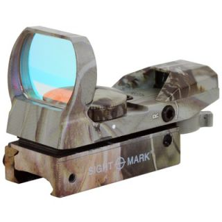 Sightmark Sure Shot Reflex Sight with Dove Tail in Camo   SM13003C