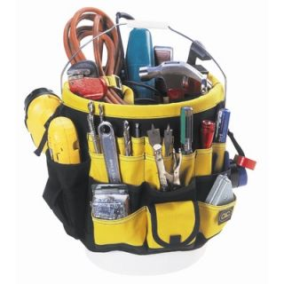 Platt CLC Tool Bag 61 Pocket  In & Out Bucket Pockets