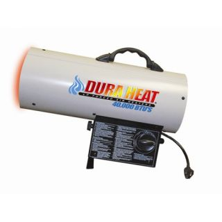 40000 BTU Forced Air Propane Heater