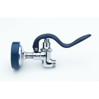 Brass Pre Rinse Spray Valve in Blue