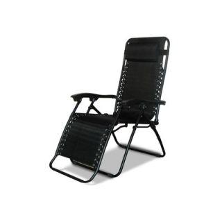 CaravanCanopy Infinity Zero Gravity Chair   80009000020