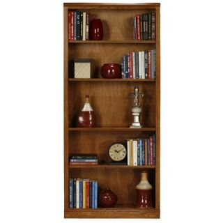 Eagle Industries Classic Oak 72 Open Bookcase