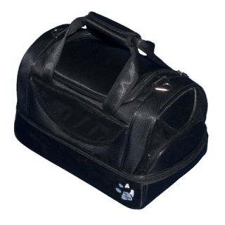 Pet Gear Aviator Bag Pet Carrier in Black Diamond