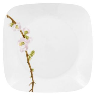 Corelle Cherry Blossom Square 8.75 Lunch Plate