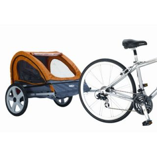 InSTEP Quick NEZ Bicycle Trailer Double Stroller   12 QE212