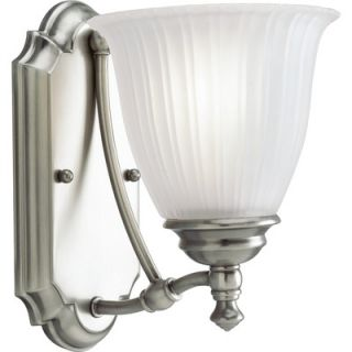 Lighting Renovations Wall Sconce in Antique Nickel   P3016 81