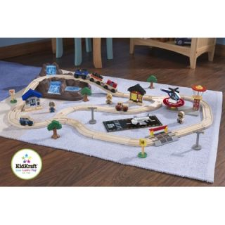 KidKraft Mountain Train Set