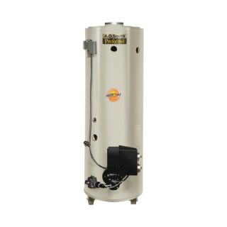 Smith Commercial Tank Type Water Heater Nat Gas 86 Gal