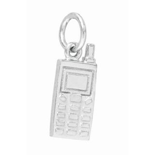 EZ Charms 1.4 Grams Sterling Silver Libra Charm   SCHA0460