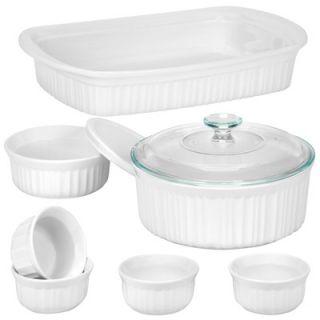 Corningware SimplyLite 4 Piece Portables 96 oz. Bakeware Set in Light