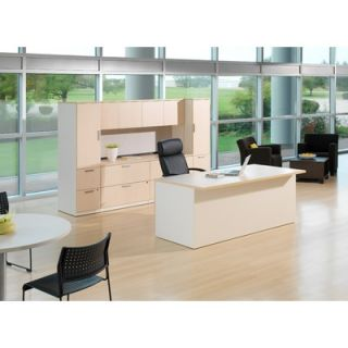 Steelcase High Back Leather Executive Chair   TS31901X