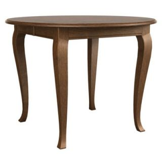 Round Oval Counter Table with 36 Cabriole Legs in Honey   5211 106