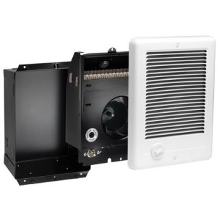 Cadet Com Pak Plus 120V Fan Forced Wall Heater in White   CSC101TW