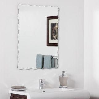 Decor Wonderland Angelina Modern Bathroom Mirror