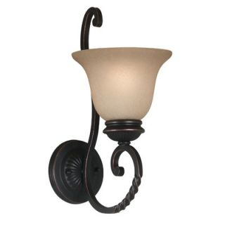 Kenroy Home Oliver Sconce in Oil Rubbed Bronze   10192ORB