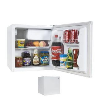 Haier SZT10581.7 Cu. Ft. Refrigerator/Freezer   HCR17W / HCR17B