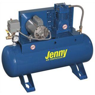 117 Gallon 1/2 HP Single Sage Elecric Saionary Air Compressor