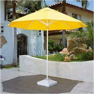 Dayva 9 Remote Control Motorized Market Umbrella