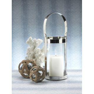 Barclay Butera Lifestyle Seaside Cylinder Shaped Lantern   BAR 130