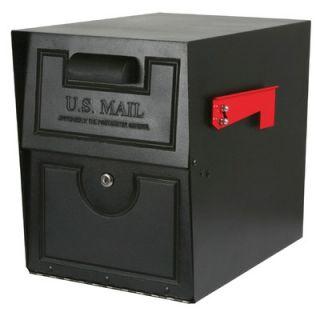 Solar Group Extra Large Heavy Duty Security Mailbox   DMSK0B01