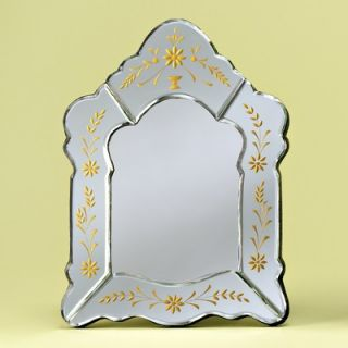 Venetian Gems Crisselle Venetian Table Mirror