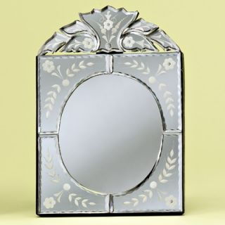 Venetian Gems Sienna Venetian Table Mirror
