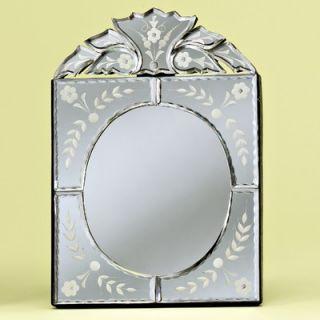 Venetian Gems Sienna Venetian Table Mirror