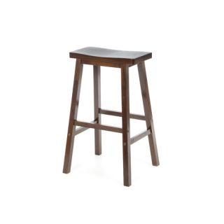 Unique Rustic Wood Bar Stools Kitchen Barstools Counter