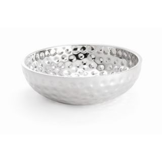 Tablecraft Bali Stainless Steel Round Double Wall Bowl
