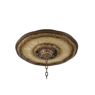 Minka Lavery Illuminati Ceiling Medallion Base in Bronze   CM8222