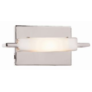 Access Lighting Styx Wall Sconce in Chrome   62251 CH/OPL