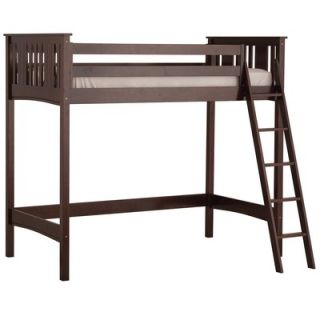 Canwood Furniture Base Camp Twin Loft Bed   Set of 2153 and 2161 1