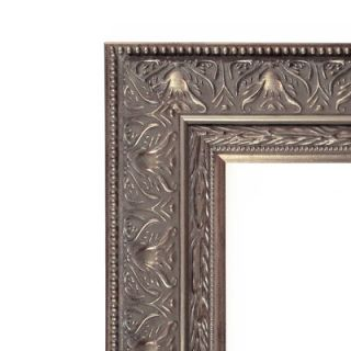 Amanti Art Barcelona Large Mirror in Champagne and Pewter   DSW01026