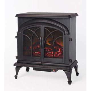 Fire Sense Fox Hill Electric Fireplace Stove