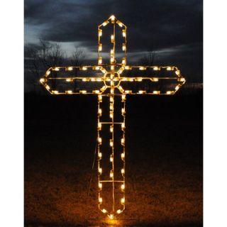 Holiday Lighting Specialists Royal Cross Light