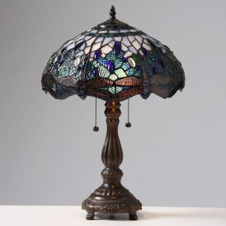 Warehouse of Tiffany Blue Dragonfly Table Lamp   NC142793A 615M