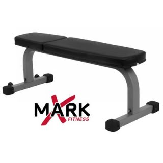 Mark Commercial Flat Weight Bench